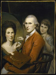 charles_wilson_peale_-_self-portrait_with_angelica_and_portrait_of_rachel_-_google_art_project